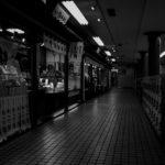 人がいない!夜の奈良をマニュアルモードで撮ってみる