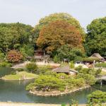 岡山の後楽園は落ち着いた雰囲気でデートに最適!広大な自然に癒される
