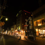 ニコンの広角レンズAF-S NIKKOR 16-35mm f/4G ED VRで夜の長時間露光