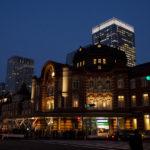 35mm f/1.8Gで夕暮れ時の東京駅を撮影!もっと広く撮れるレンズが欲しくなる