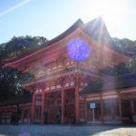 出町柳駅から下鴨神社へ男ひとりのぶらり京都旅