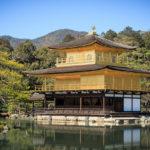 京都の金閣で写真を撮影するなら望遠レンズがあると便利