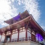 奈良が誇る世界遺産!平城宮跡の大極殿を見に行ってきた