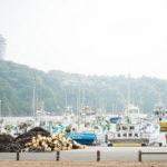 江ノ島近くの海岸をロケハンがてら散策してきた