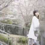 ニコンの70-200mm f/2.8Eで五分咲きの桜ポートレート撮影