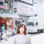 D810と58mm f/1.4Gを使って朝の渋谷でポートレート撮影