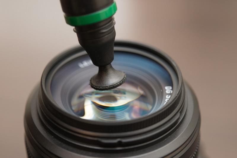レンズの汚れを簡単にお掃除!ハクバのレンズペン