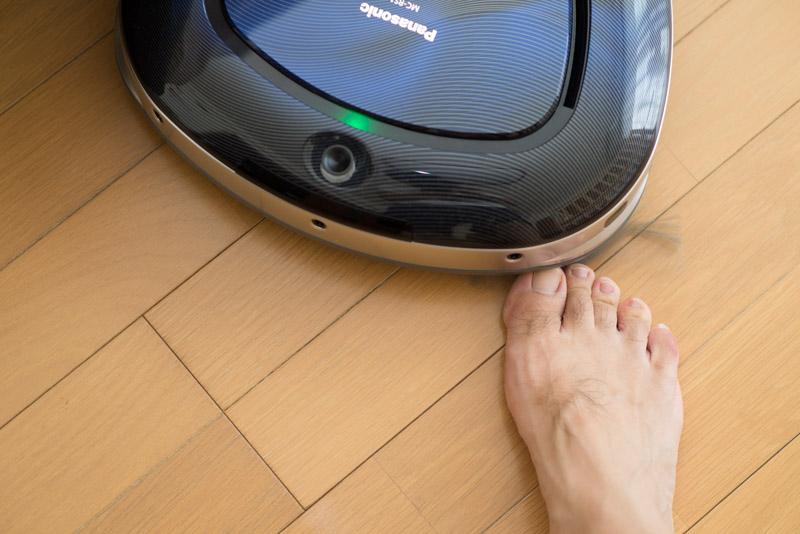 ロボット掃除機ルーロが便利すぎる