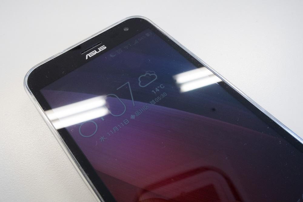 SIMフリーのZenFone 2 Laserを購入