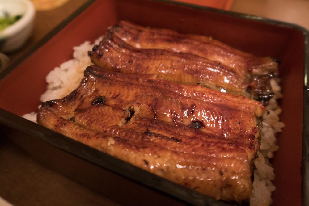圧倒的においしい鰻