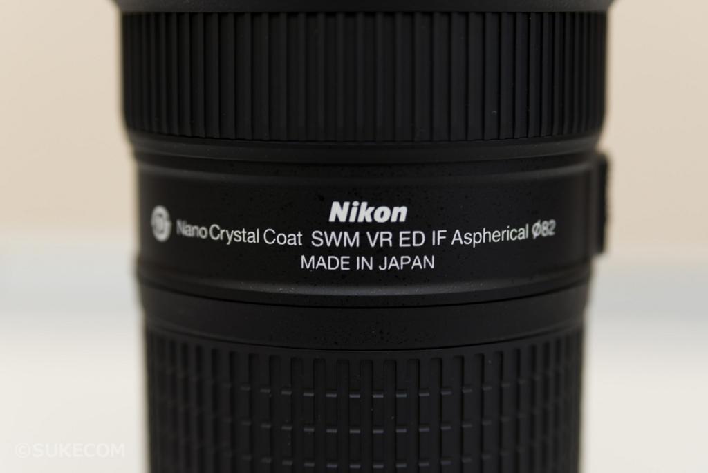 AF-S NIKKOR 24-70mm f/2.8E ED VRを購入
