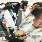 【1枚5円〜】しろくまフォトで撮影した子どもの写真をネットプリント