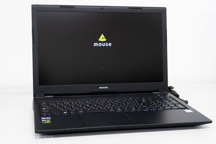 マウスコンピューターのDAIV-NG5500シリーズ