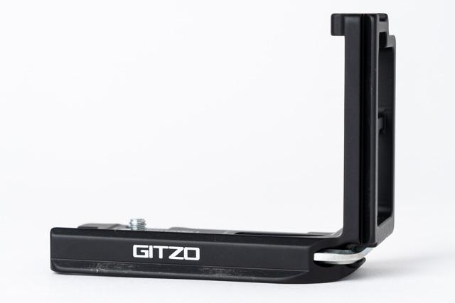 GITZOのLプレート