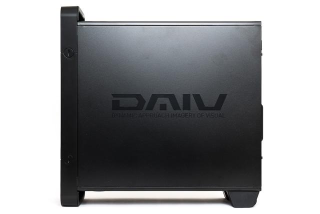 デスクトップパソコンの例