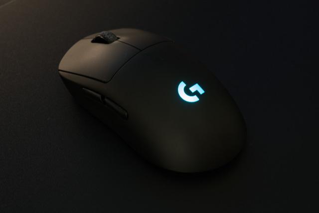 Logicool G PROワイヤレスマウス